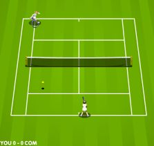 Jeu de Tennis en Flash
